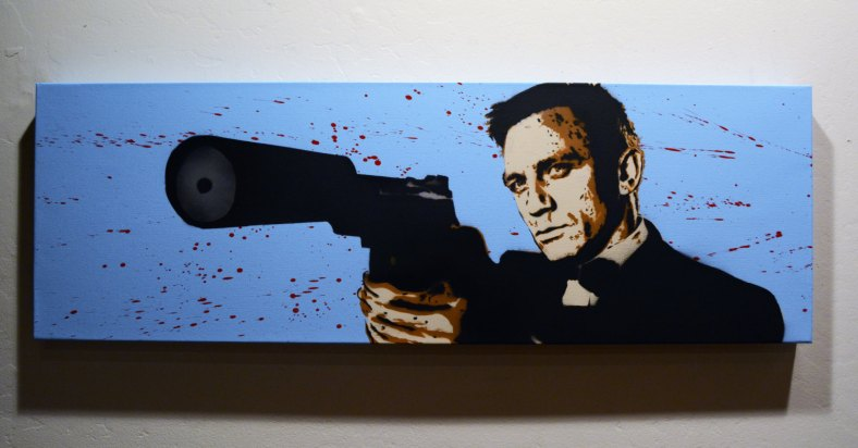 007-daniel-craig-spray-piant-stencil-art-poly